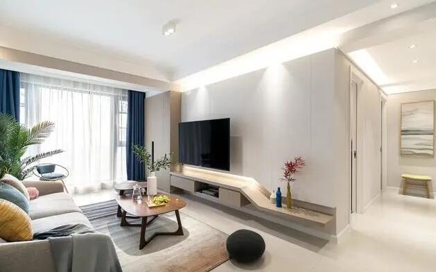电视墙怎么装好看?2020年最流行的电视墙样式分享