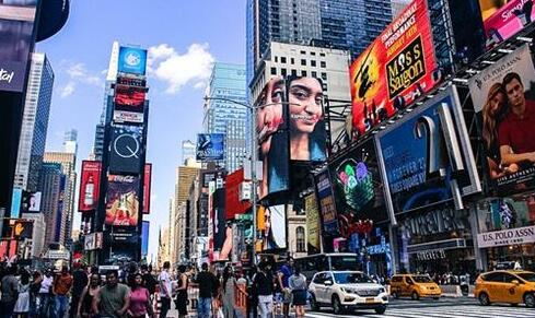 美媒:疫情加剧,纽约市卫生部门发布数据,纽约穷人区遭重创
