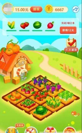 幸运农场玩游戏能赚钱提现吗?每天能赚多少钱?