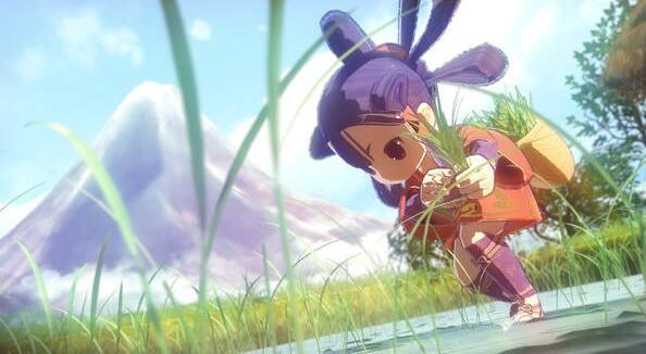 《天穗的长命草姬》Switch版最新更新V. 1.04上线