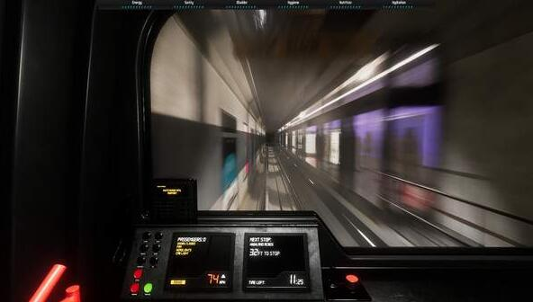 地铁司机模拟器发售,售价70元